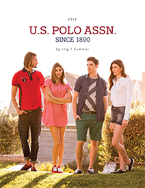 U.S. Polo Assn. Spring Summer 2016
