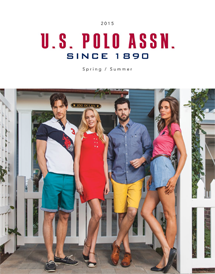 U.S. Polo Assn. Spring Summer 2015
