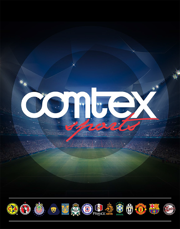 Comtex Sports Spring Summer Outlet 2016 Cover