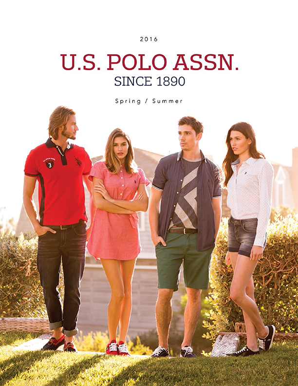 USPA Spring Summer 2016 Cover