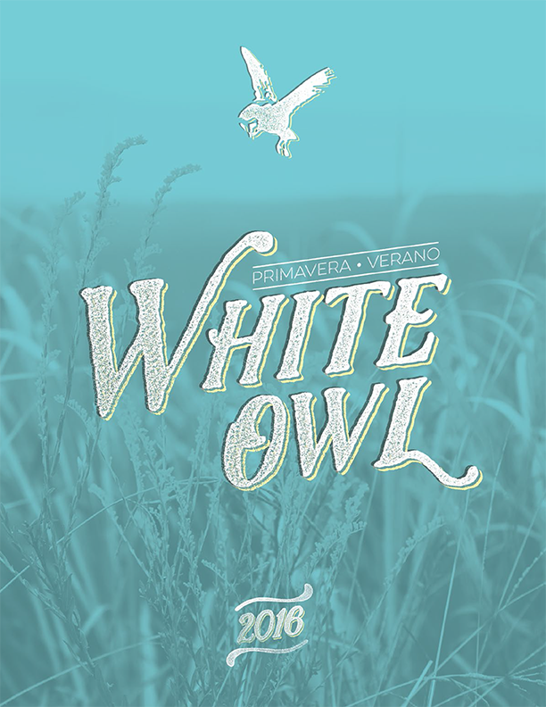 White Owl Spring Summer 2016 Cover